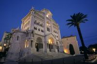 Monuments Cathedrale 2 medium Monaco~ Its Top Attractions