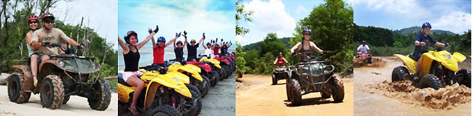 atv1 Top Tours To Do While Visiting Phuket