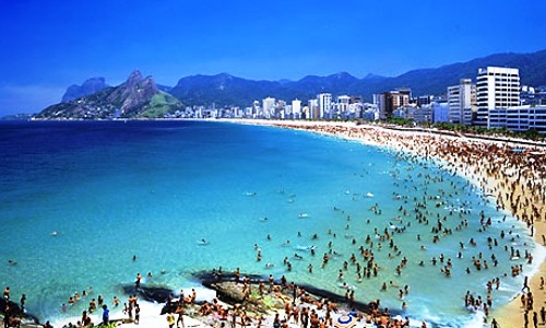 b3 Rio de Janeiro the marvellous city~ Once you come, you never want to leave!