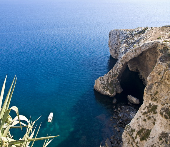 blue grotto Ponza & the Pontine Islands, Italy