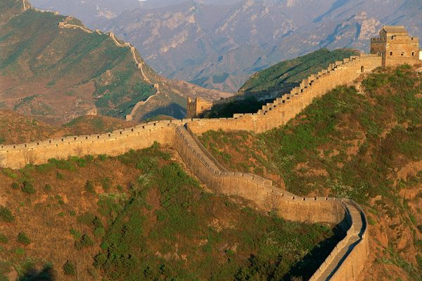 new old 7 wonders great wall china 18307 600x4501 The New Seven Wonders Of The World