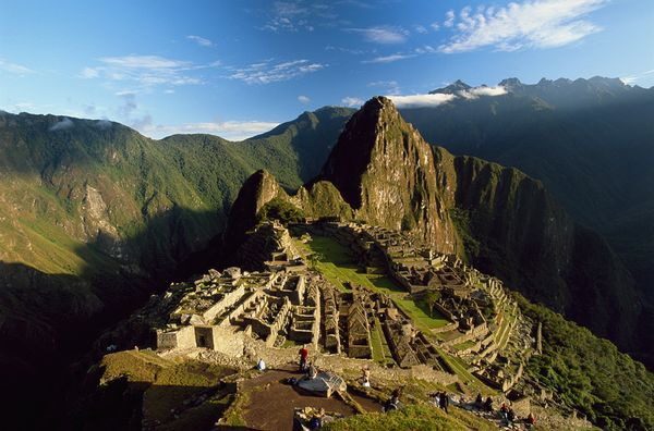 new old 7 wonders machu picchu peru 18310 600x450 The New Seven Wonders Of The World