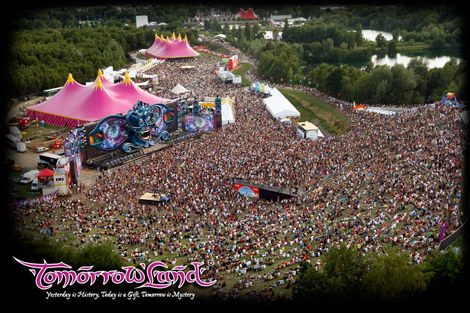 tomorrowland 2011 Tomorrowland 2012 Dates Are Released