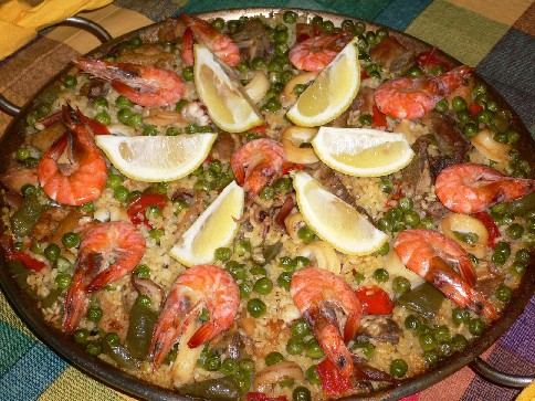 spanish paella Top 10 Things To Do While Visiting Ibiza