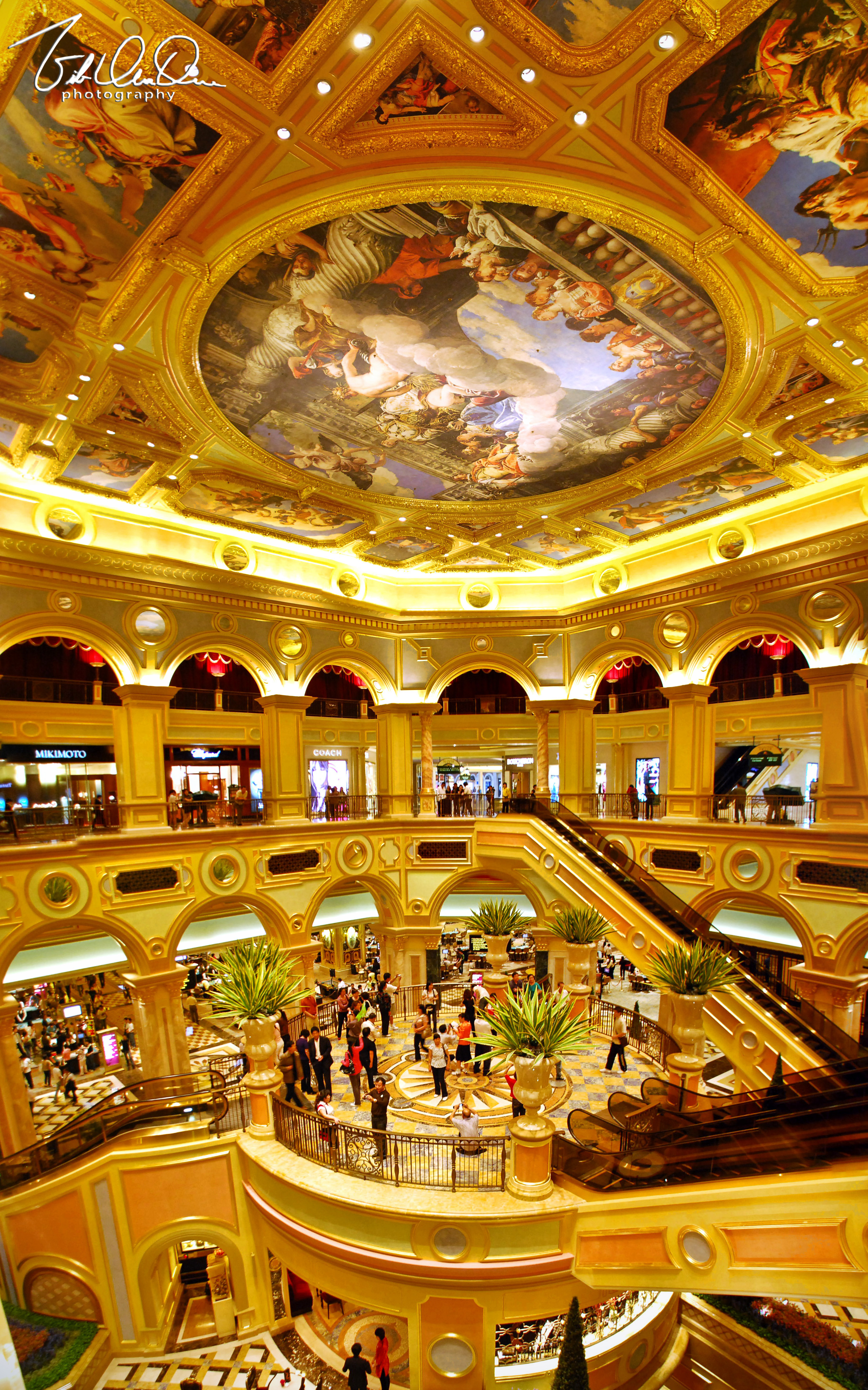 venetian macau by playersclubtours Luxury Macau   Venetian Resort Hotel