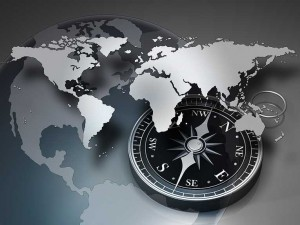 bigstock World Map And Compass 990870 300x225 Now hiring tour hosts in Costa Rica, Ibiza Spain & Macau.