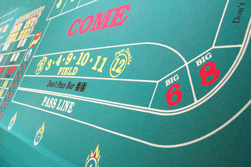craps big 6 8a Blackjack, Craps Or Baccarat: Which Game Has The Best Odds?